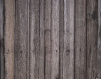 Stary Drewniany brown tło Fotografia Royalty Free