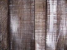Stary drewniany lath wzór Zdjęcia Stock