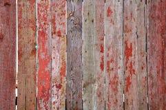 Stary drewniany ogrodzenie Obrazy Stock