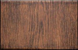 Stary drewniany półkowy tło Zdjęcie Stock