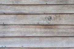 Stary drewniany panel Zdjęcie Royalty Free