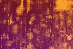 Stary drewniany stół z dużą porysowaną punkt teksturą - śliczny abstrakcjonistyczny fotografii tło zdjęcia royalty free