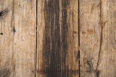 Stary drewniany tło od starego domu Korodowanie baza lub sufit w wnętrzu dom Korodowanie drewniany tło i pusty teren Zdjęcia Royalty Free
