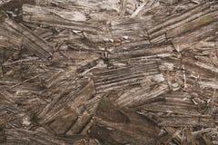Stary drewniany tło od starego domu Korodowanie baza lub sufit w wnętrzu dom Korodowanie drewniany tło i pusty teren Fotografia Royalty Free