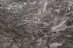 Stary drewniany tło od starego domu Korodowanie baza lub sufit w wnętrzu dom Korodowanie drewniany tło i pusty teren Fotografia Stock