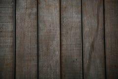 Stary drewniany tło od starego domu, korodowanie, korodowanie drewniany tło i pusty teren, baza lub sufit w wnętrzu dom, Obraz Stock