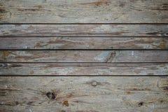 Stary drewniany tekstury ściany podłoga stół fotografia stock