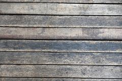 Stary drewniany tekstury tła szablon fotografia stock