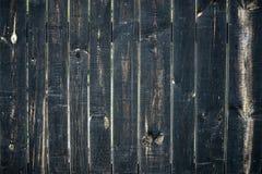 Stary drewniany tekstury tło, drewniana deska, wieśniaka ogrodzenie Obrazy Stock