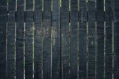 Stary drewniany tekstury tło, drewniana deska, wieśniaka ogrodzenie Obraz Stock