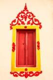 Stary Drewniany Windows Zdjęcie Royalty Free