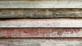 Stary drewno baru tło Obrazy Stock