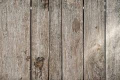 Stary drewno deski tło Zdjęcie Royalty Free