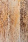 Stary drewno z brown farbą Obrazy Royalty Free