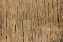 Stary drewno z czarną foremką Zdjęcie Royalty Free