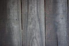 Stary drewno zaszaluje tło teksturę Obraz Stock