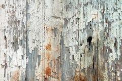 Stary drewno zaszaluje tło Obraz Royalty Free