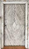 Stary drzwi Zdjęcia Royalty Free