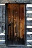 Stary drzwi Zdjęcie Stock