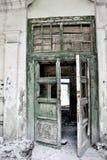 Stary drzwi obrazy royalty free