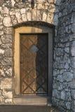 Stary drzwi Fotografia Royalty Free