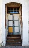 Stary drzwi i wejście Obrazy Stock