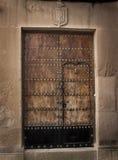 Stary drzwi Ronda4 fotografia royalty free