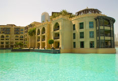 stary Dubai miasteczko Obraz Stock