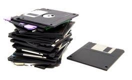 stary dyska floppy Fotografia Stock