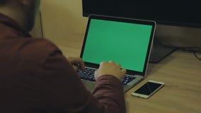 stary działanie laptopa zdjęcie wideo