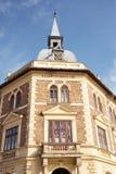 Stary dziejowy budynek Vajda Janos sala gimnastyczna, Keszthely, hun Zdjęcie Stock