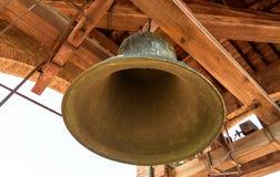 Stary dzwon w wierza Obrazy Royalty Free