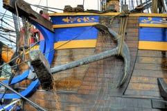 Stary żeglowanie statek Obraz Royalty Free