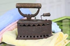 Stary żelazo Zdjęcie Royalty Free