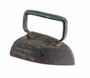 Stary żelazo Zdjęcia Stock