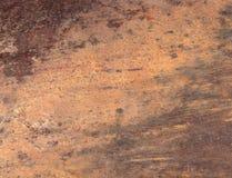 Stary żelazo talerz Zdjęcie Stock