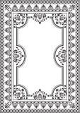 Stary elegancja obrazek royalty ilustracja