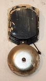 Stary elektryczny dzwon Obrazy Royalty Free