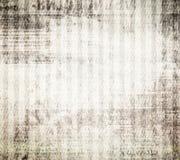 Stary fałdowy papier Obraz Stock