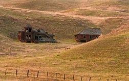 stary farma historyczny dwór Fotografia Stock