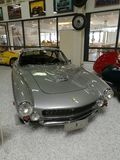 Stary Ferrari zdjęcie royalty free