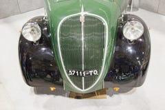 Stary Fiat model Zdjęcie Royalty Free
