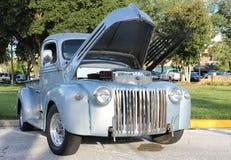 Stary Ford ciężarówki F100 fotografia stock