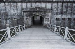 Stary fort Zdjęcie Stock