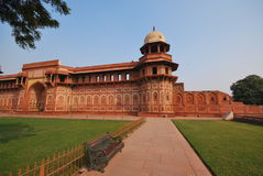 Stary fort, Agra Fotografia Royalty Free