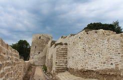 Stary forteca. Obraz Royalty Free