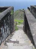 Stary forteca mógł mówić możne bitwy Zdjęcie Royalty Free