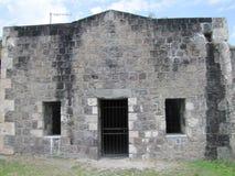 Stary forteca mógł mówić możne bitwy Obrazy Stock