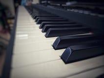 stary fortepianowy bardzo zdjęcie royalty free