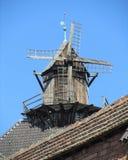 Stary Francuski wiatraczek Fotografia Stock